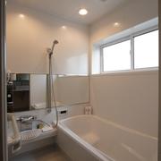 78平清爽日式风欣赏卫生间设计
