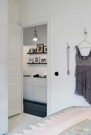 宜家风格装饰效果图卧室