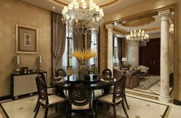欧式古典大宅设计欣赏
