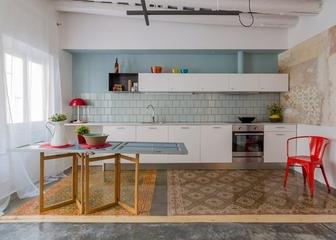 76平工业分住宅欣赏厨房设计