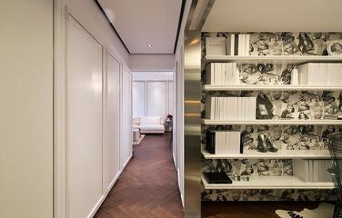 90平典雅美式两居欣赏卧室吊顶设计