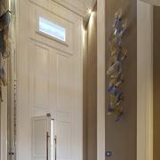 欧式风格别墅样板间室内门