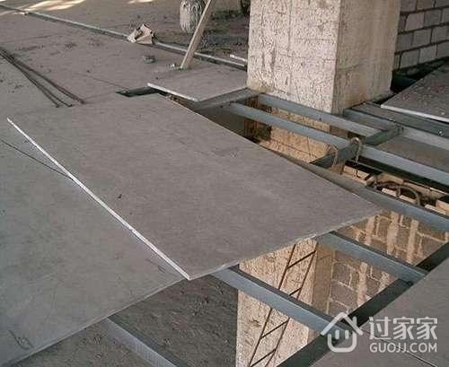硅酸钙板安装方法与固定窍门