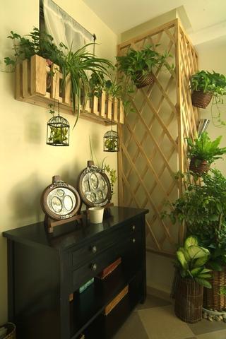 室内田园风装饰品