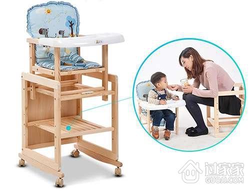婴儿餐椅的作用和挑选方法