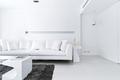 76平纯白现代住宅欣赏