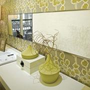 新古典住宅效果图卧室台面