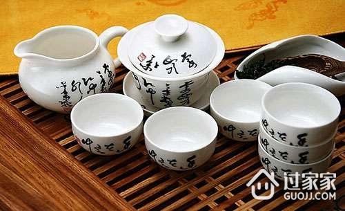 白瓷茶具和骨瓷茶具哪个好 各自特点介绍