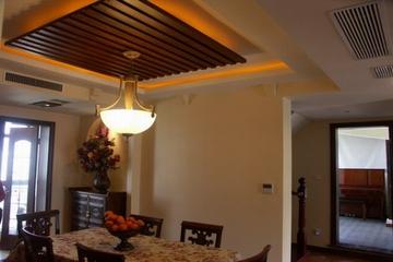 114中式风格住宅欣赏餐厅