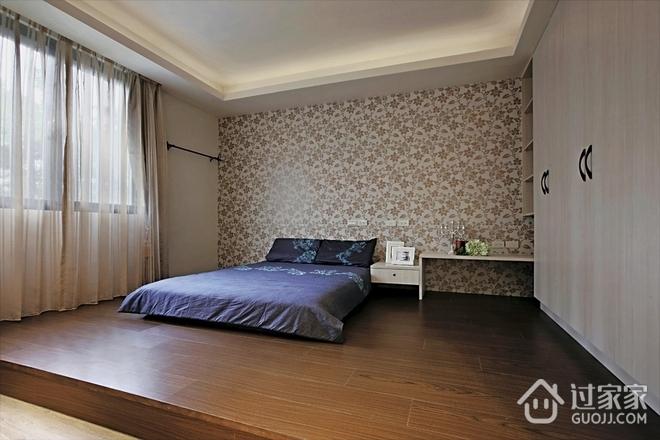 功能与美学齐全住宅欣赏卧室效果