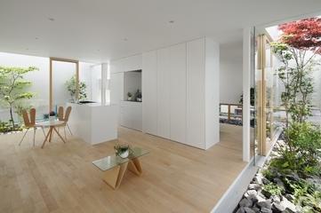 别具一格现代家居欣赏厨房设计