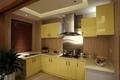 现代古典开放式厨房