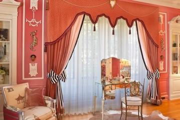 法式风格住宅套图欣赏卧室局部