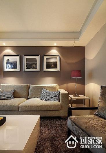 客厅照片墙装饰效果图 打造精致家居