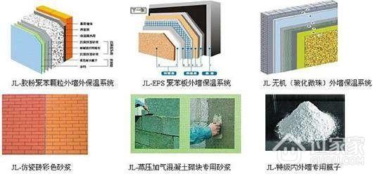 外墙保温材料