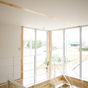日式MIUI清爽住宅欣赏客厅设计图