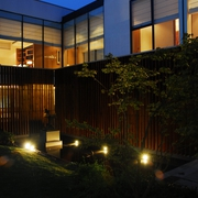 新中式风格别墅外墙