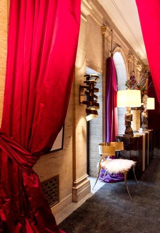 欧式别墅奢华效果套图过道设计