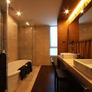 中式套图卫生间设计