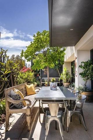 现代舒适超前设计欣赏阳台