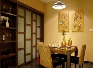 奢华东南亚餐厅