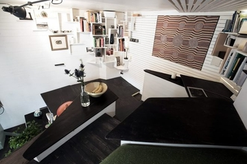 超小面积复式公寓欣赏