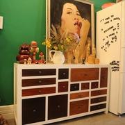 简洁一居室小豪宅欣赏客厅摆件