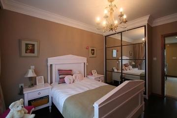 114平美式风格住宅欣赏儿童房