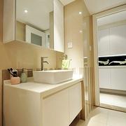 卫生间浴室柜装修效果图 极间空间