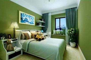 简约风格复式家居欣赏卧室陈设