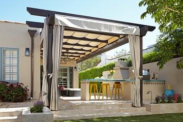 现代装饰别墅设计欣赏花园设计