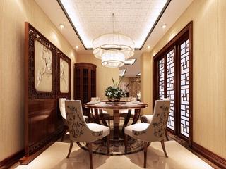 奢华中式风住宅欣赏