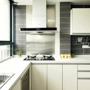 时尚简约厨房橱柜效果图 值得推荐