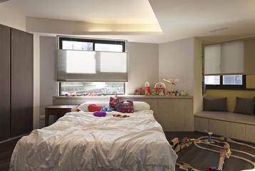 现代风家居设计儿童房
