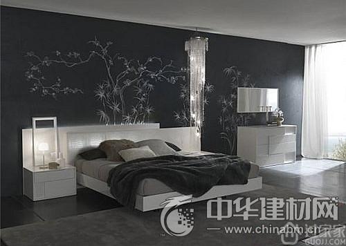 如何挑选卧室墙纸颜色?