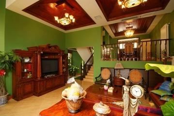 绿色环保美式住宅欣赏