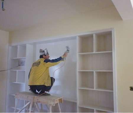 家装油漆施工工艺流程及施工注意事项