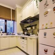100平米精装简约住宅欣赏厨房
