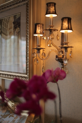 客厅灯饰装修效果图 时尚家居