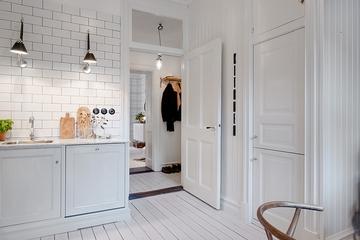 44平舒适现代一居室欣赏厨房