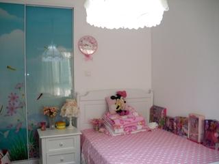 文雅简约风格住宅欣赏儿童房