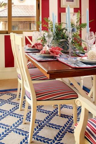 美式乡村餐桌