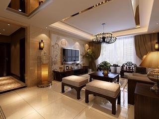 精品奢华新中式住宅欣赏