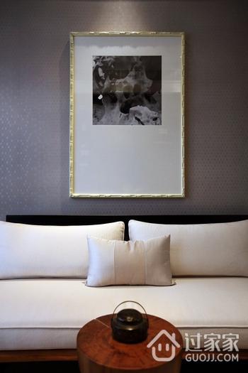 客厅照片墙设计效果图 时尚家居必备