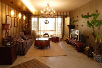 古色古香东南亚住宅欣赏