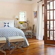 北欧风格两居室设计欣赏卧室