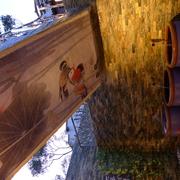古典画吊顶设计风格