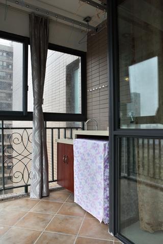 美式风三居室案例欣赏阳光陈设