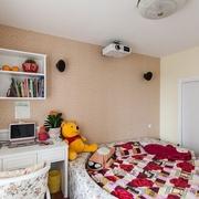 卧室壁纸装修效果图 营造温暖家居