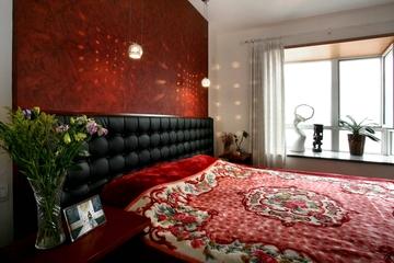 简约东南亚卧室